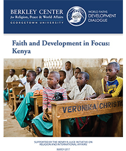 Faith and Development in Focus: Kenya