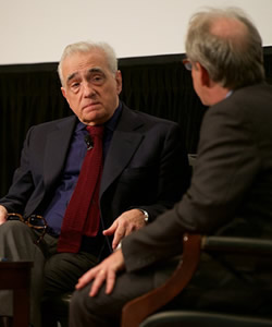 Paul Elie in Conversation with Martin Scorsese: Exploring Silence, Religion, and Art
