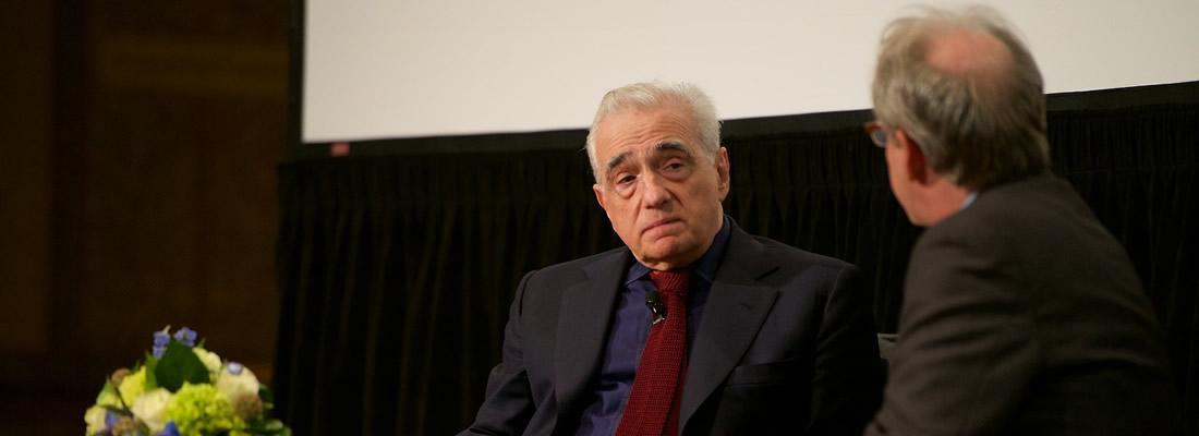 Martin Scorsese on Film