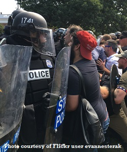 Firsthand Reflections on Charlottesville