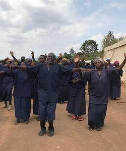 Justice and Reconciliation in Post-Genocide Rwanda
