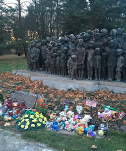 Terezin and Lidice: An Attempt to Imagine