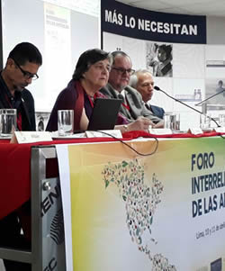 Corruption in a Religious Spotlight: The Summit of the Americas in Lima