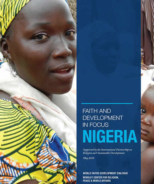Faith and Development in Focus: Nigeria