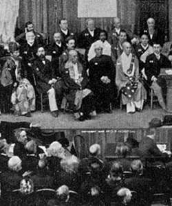1893 World's Parliament of Religions