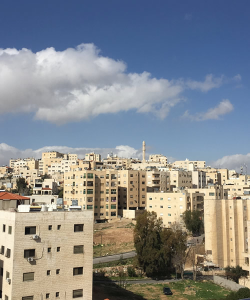 Who Am I in Amman?