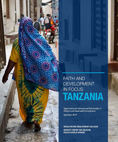 Faith and Development in Focus: Tanzania