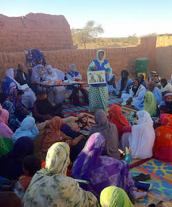 Religion and Development in Mauritania