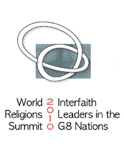 2010 World Religions Summit: Interfaith Leaders in the G8 Nations