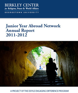 Junior Year Abroad Network Annual Report 2011-2012