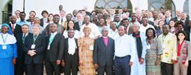 Faith and Development Leaders' Meeting