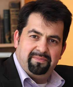 Aiman Mazyek headshot