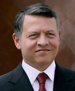 King Abdullah II on Economic Development in the Middle East at the World Economic Forum on the Middle East
