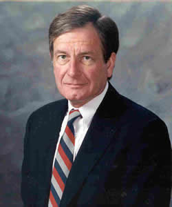 Albert C. Pierce headshot