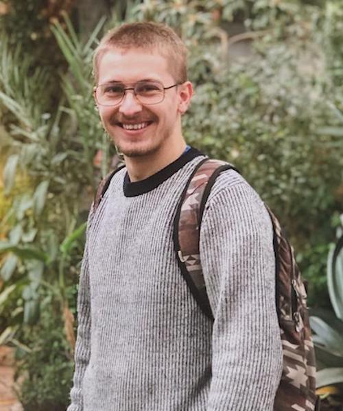 Alexandr Chirgun headshot