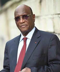 Amadou Boubacar Cissé headshot