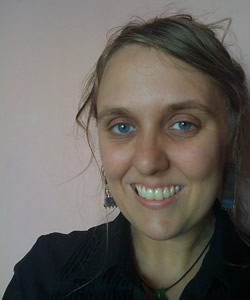 Amy Holmes-Tagchungdarpa headshot