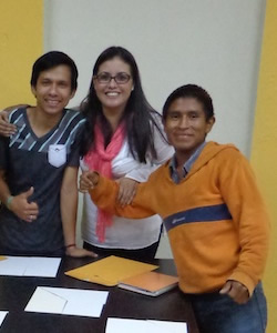 A Discussion with Ana Lucia Tarott, Tutor, Rafael Landívar University, Cobán, Guatemala