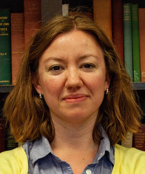 Ann Wainscott headshot