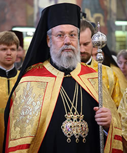 Chrysostomos II (Herodotos Demetriou)