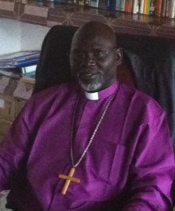 A Discussion with Rev. Arkanjelo Wani Lemi, Pastor of the African Inland Church of Yei, Sudan