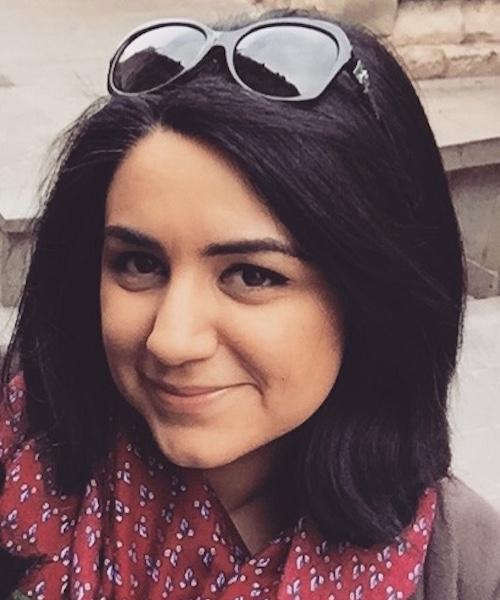 Ayşe Baltacıoğlu-Brammer headshot