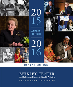 Berkley Center Annual Report 2015-2016