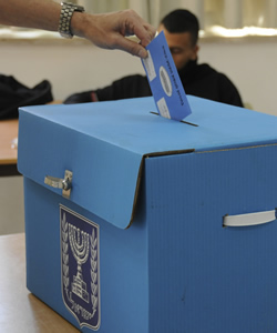The Israelization of Jewish Identity: The Israeli Election and Beyond