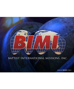 Baptist International Missions