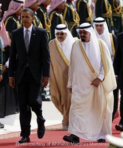 Barackobamakingabdullahwalkingredcarpet