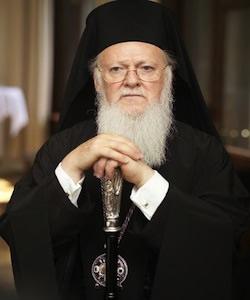 Patriarch Bartholomew headshot