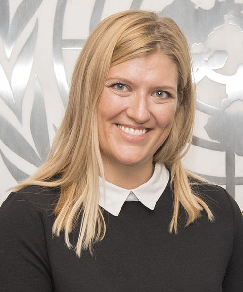 Beatrice Fihn headshot