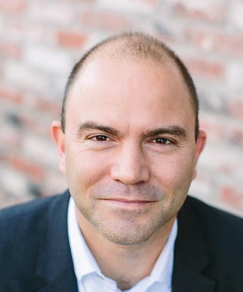 Ben Rhodes headshot