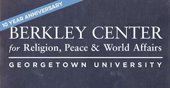 Berkley Center 10-Year Anniversary