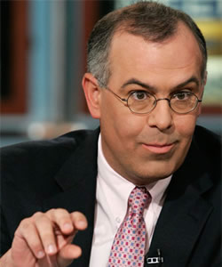 David Brooks headshot