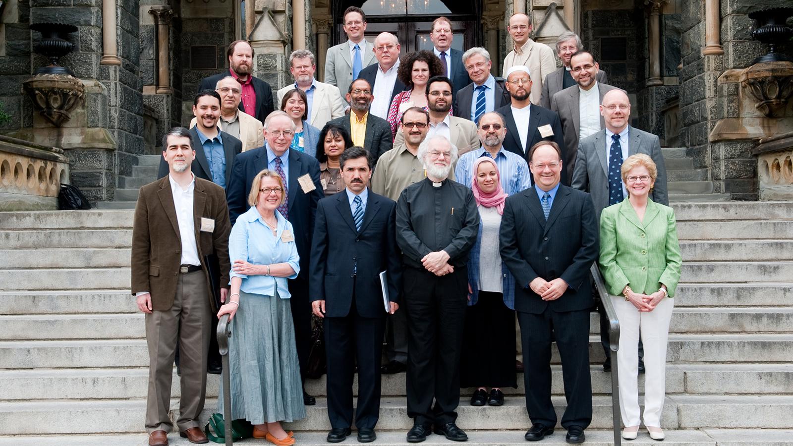 2010 Building Bridges Seminar Participants