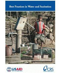 CRS Best Practices in Water and Sanitation