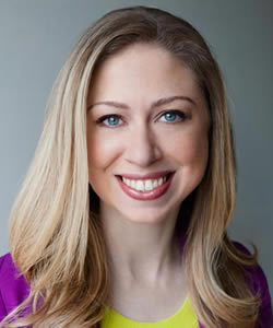 Chelsea Clinton headshot
