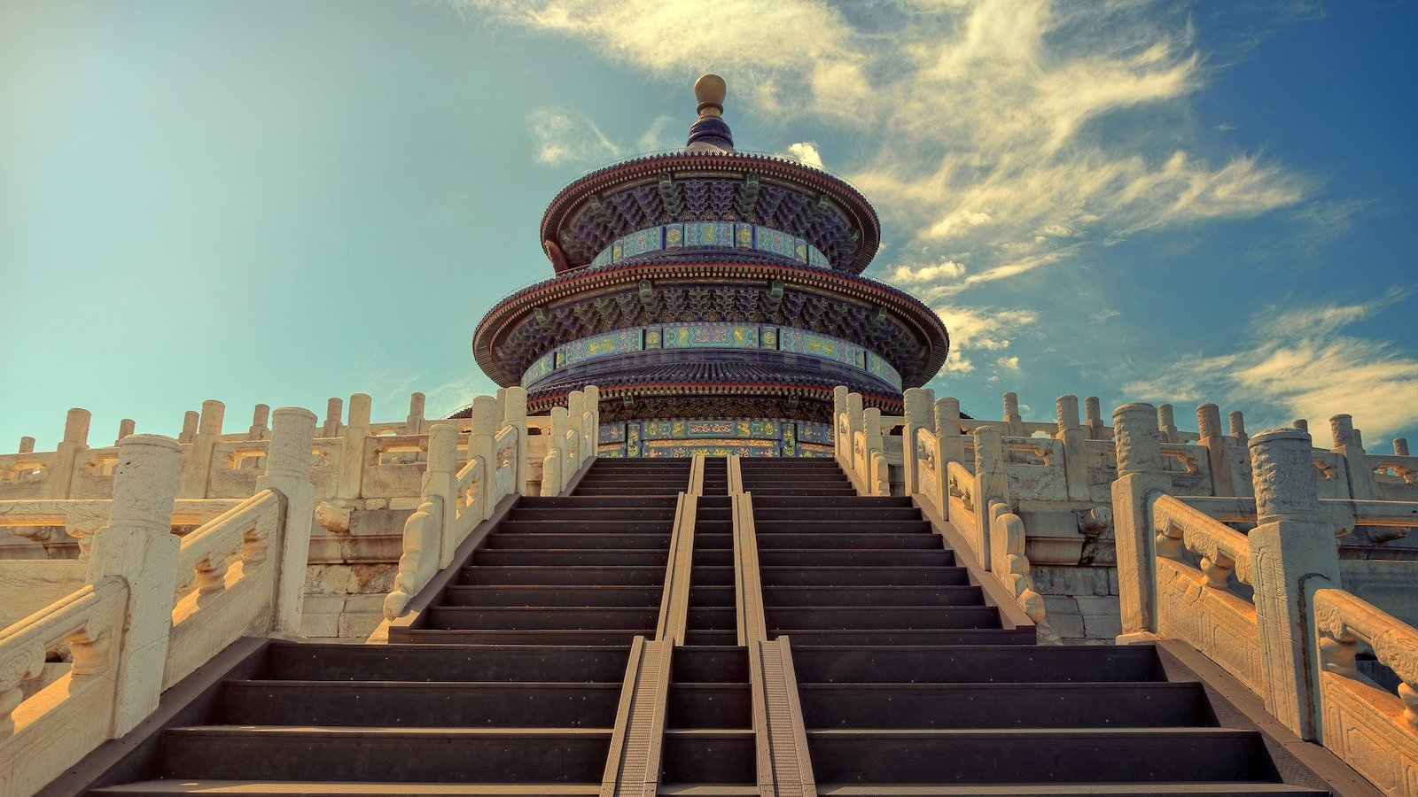 China's Temple of Heaven