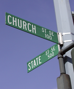Churchstatestreetsignsintersection