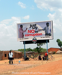 Addressing Corruption Together