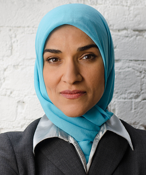 Dahlia Mogahed on the Difference between Online and Offline Behavior