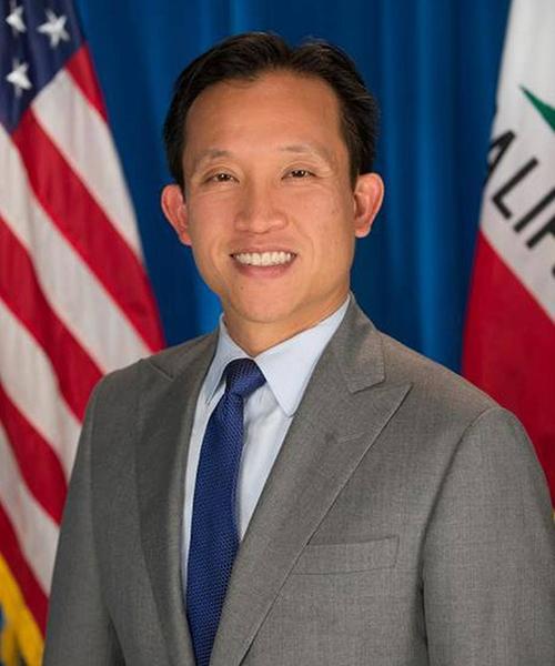 David Chiu headshot