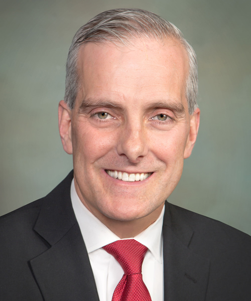 Denis McDonough headshot