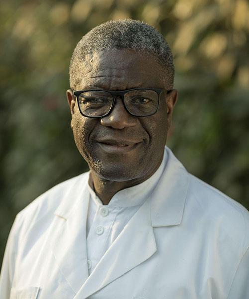 Denis Mukwege headshot