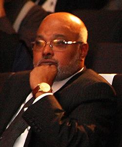 Dheen Mohamed  headshot