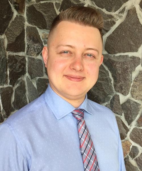 Dmytro Horyevoy headshot