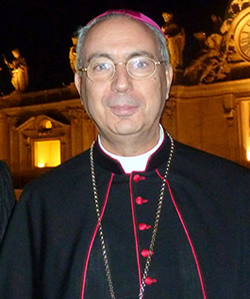 Dominique François Joseph Mamberti headshot