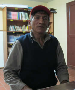 A Discussion with Don Enrique, Parent of a Yachay Wasi Student, Yatiqañ Uta, Trinidad Pampa, Bolivia