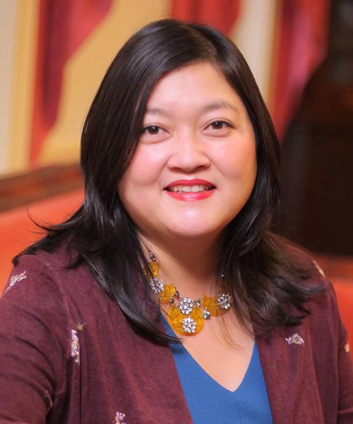 Dorothy Kim headshot